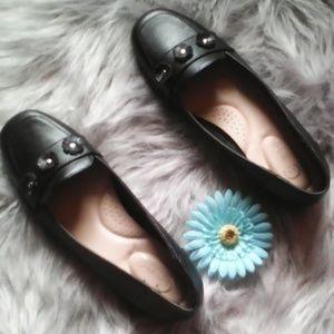 Cato Black Loafers